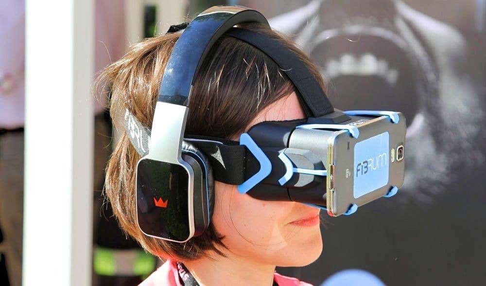 Skolkovo technopark innovation center Russian VR startup virtual reality technology
