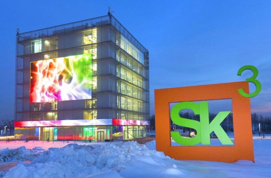 Cube Skolkovo Innovation Center Russia Moscow technology ecosystem